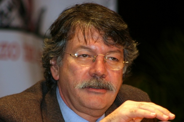 Fernando Buen Abad Domínguez, Vice-Rector of the Open University of Mexico (Archive).