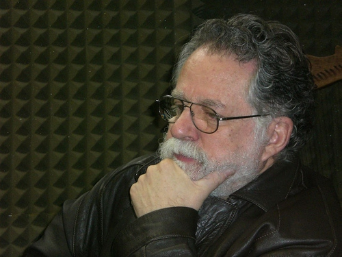 Edgardo Lander, one of the leading thinkers and writers on the left in Venezuela (Photo: Luis Carlos Díaz)