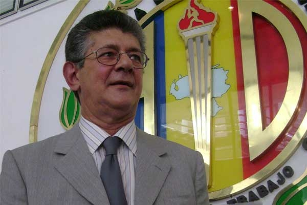 Henry Ramos Allup (archive)