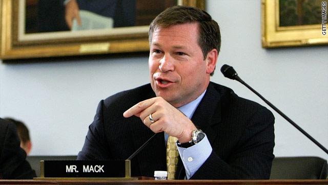 US Congressman Connie Mack (Getty Images)