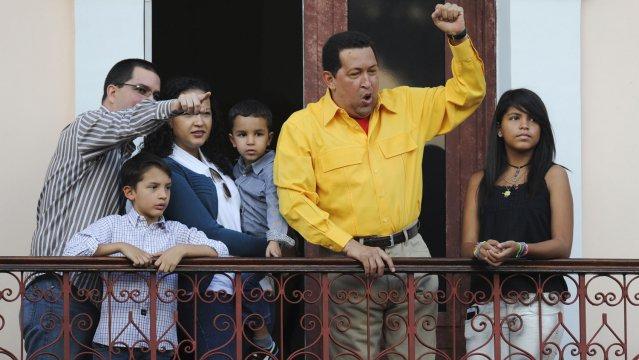 Venezuelan President Hugo Chavez celebrated his 57th birthday on 28 July 2011 (Agencies).