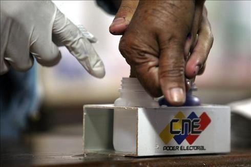 Venezuela received a score of 85% in overall electoral fairness by the Canada-based Foundation for Democratic Advancement (FDA), making it number one in comparison with other countries evaluated by the same organization (Image: GIS).