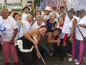 Venezuelan senior citizens (Archive)