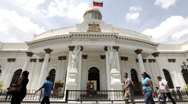 The budget bill was presented to Venezuela's National Assembly last Thursday (AVN).