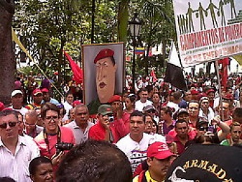 "Venezuela's social movements supporting the call for the creation of a ""Patriotic Pole"" (Apporea)"