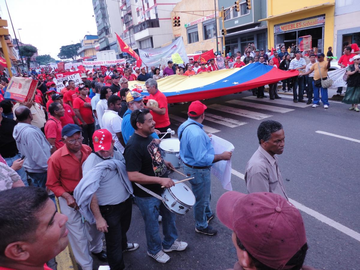 (Rachael Boothroyd/Venezuelanalysis)