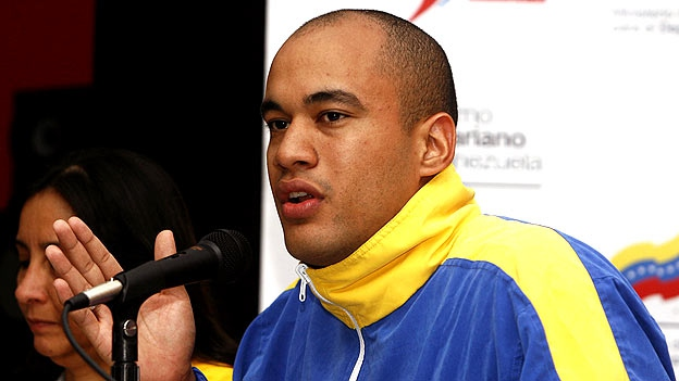 Sports minister Hector Rodriguez (archive)