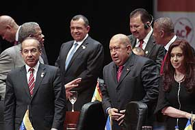 Every nation in the Western Hemisphere was invited to the CELAC summit with the exception of the US and Canada (Prensa Latina/ Alfredo G. Pierrat)