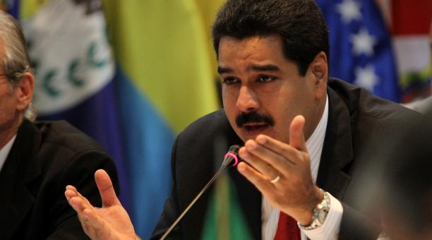 Venezuelan foreign minister, Nicolas Maduro, represented Venezuela at the meeting of triumvirate countries (AVN)
