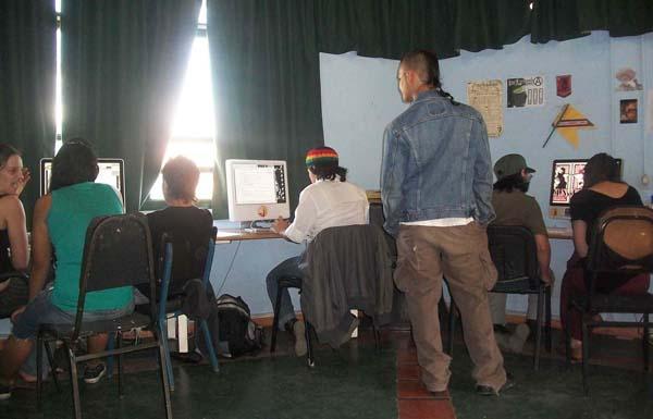 A web-based workshop (ANMCLA).