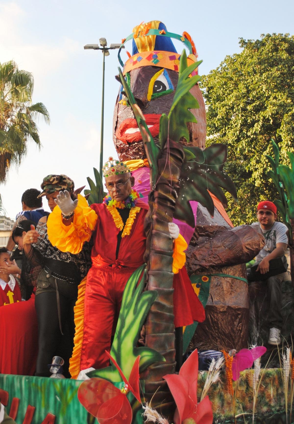 Celebrating indigenous identities (Rachael Boothroyd - Venezuelanalysis)