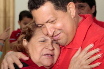 President Hugo Chavez will go to Cuba for the operation (archive).