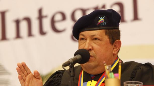 Venezuelan President Hugo Chavez (AVN)