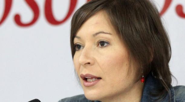 Karlin Granadillo, superintendent of Sundecop (AVN)
