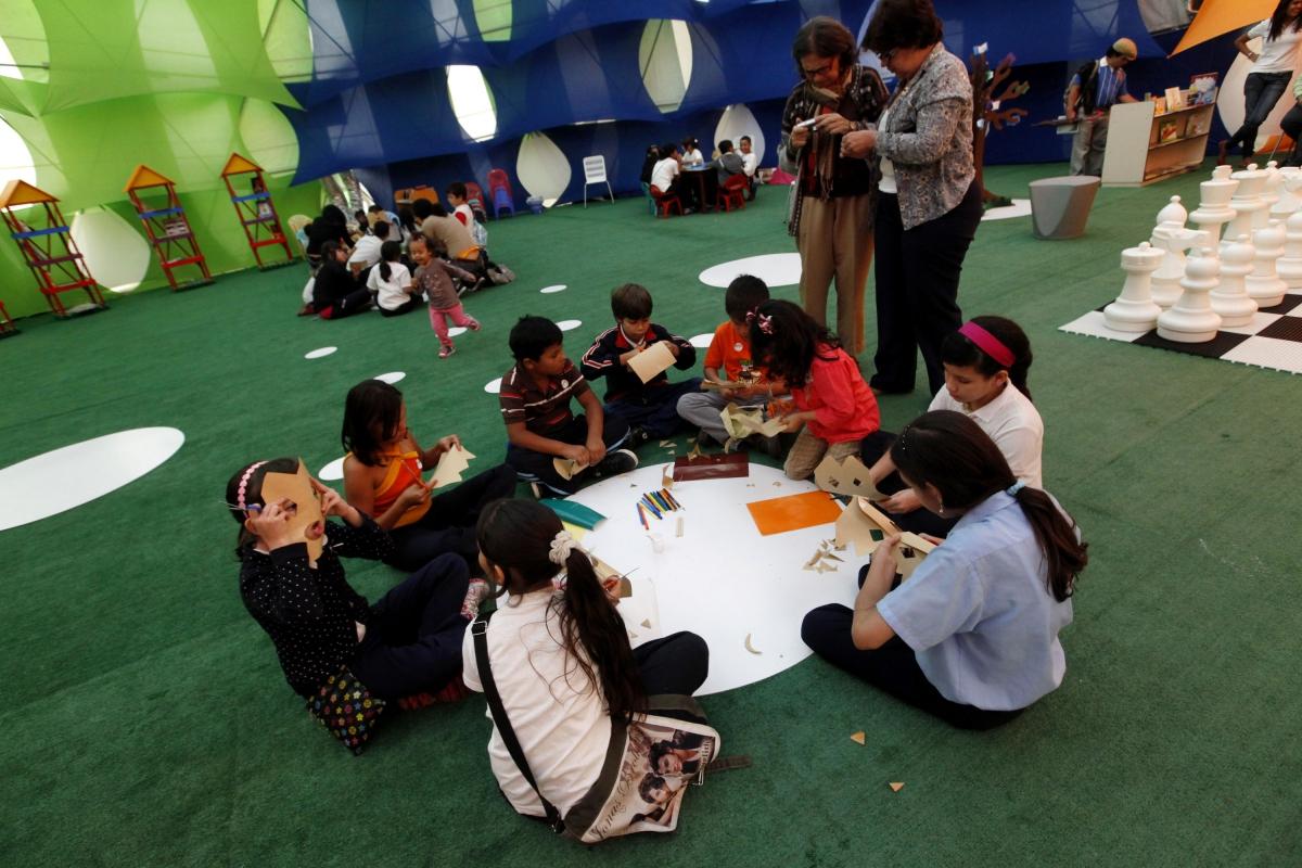 Children's activities (AVN)