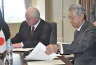 Venezuelan Energy and Petroleum Minister, Rafael Ramirez, held the meeting with Japanese officials in Tokyo earlier this week (Prensapdvsa).