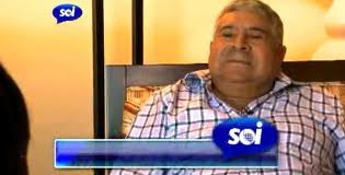 Aponte fled to the US following his dismissal, where he gave an interview to SOiTV denouncing the government (SOiTV).