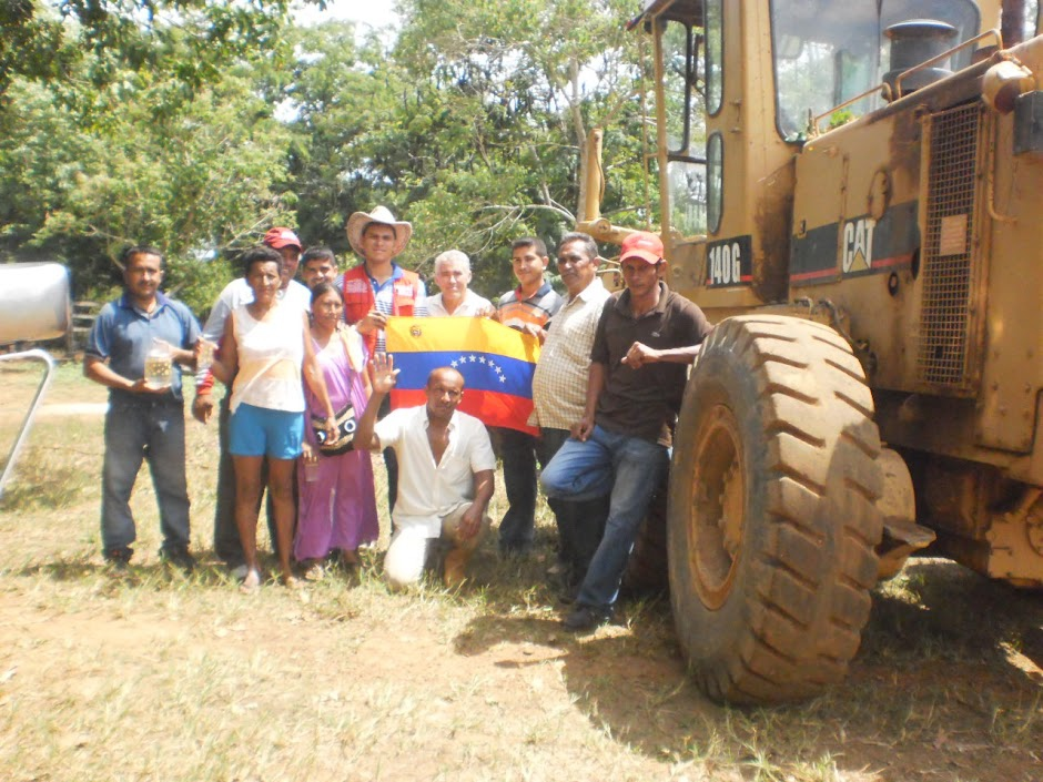 "Thousands of rural communal councils have sprung up across Venezuela in recent years (Consejo Comunal Campesino Rural ""G/B Daniel Florencio O´Leary"" blog)."