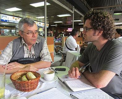 Gonzalo Gómez and Jeffery R. Webber (socialistproject)