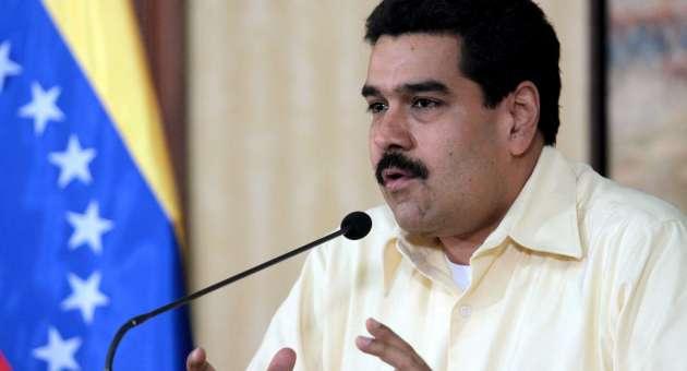 Venezuela's foreign minister Nicolas Maduro (AVN)