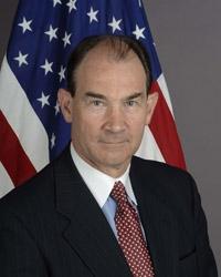 Former US Ambassador to Venezuela Patrick Duddy (US State Department)