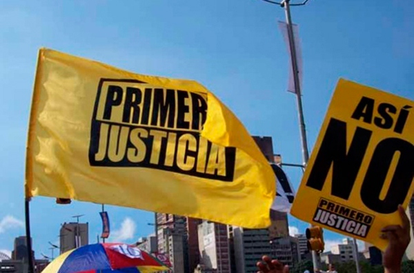 Primera Justicia (Justice First) party is opposition candidate Henrique Capriles' party and has been his main supporter during his electoral campaign.