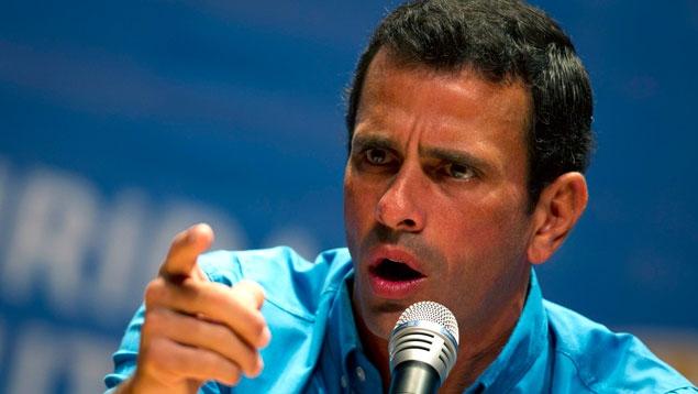 Henrique Capriles Radonski (ultimasnoticias.com.ve)