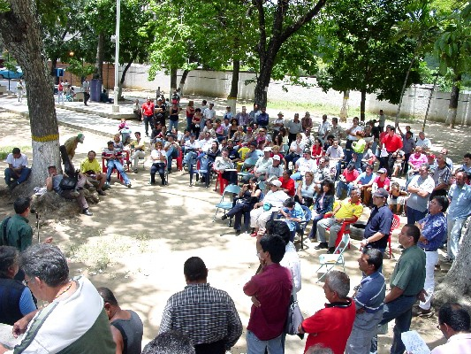 Citizen assemblies are being held daily in all 22 parishes of Caracas, as well as throughout the country (APR)