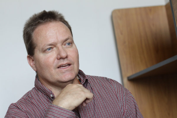 Javier Biardeau, Professor of Sociology at the Central University of Venezuela (UCV) (CDO)