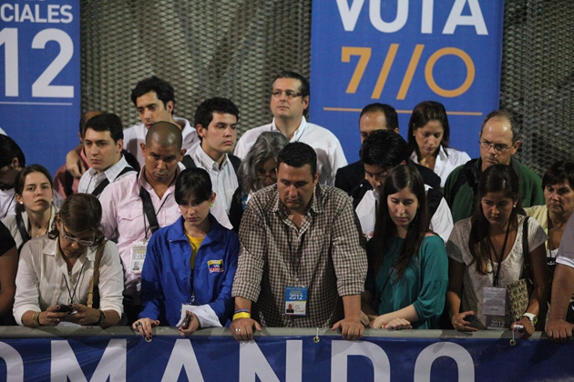 The Electoral Strategy of the Venezuelan Opposition Comes Back to Haunt Them