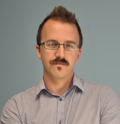 George Ciccariello-Maher, assistant professor in Drexel's Department of History & Politics