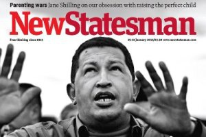 The cover of the New Statesman