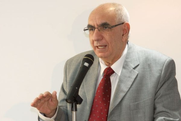 Elías Eljuri, president of Venezuelan's National Institute of Statistics (Informe21)