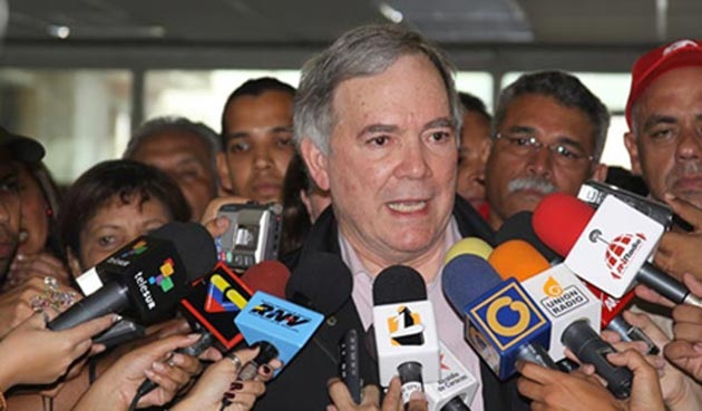 Venezuelan Ambassador to the Organization of American States (OAS), Roy Chaderton (AVN archive)