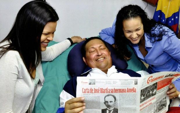 (prensa presidencial)