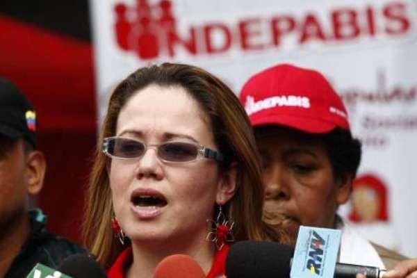 Indepabis president Consuelo Cerrada (archive)