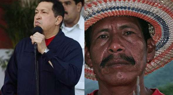 Two losses this week: Hugo Chavez and Sabino Romero (archive)