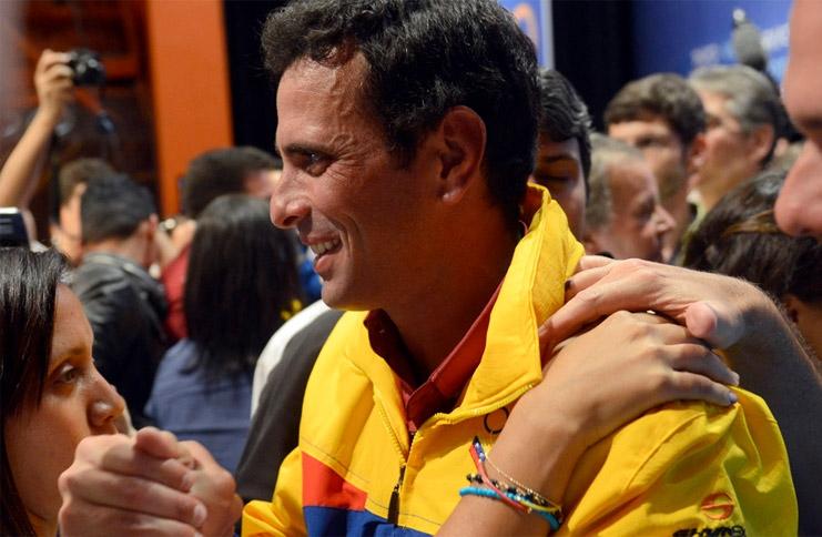 Henrique Capriles (AP)
