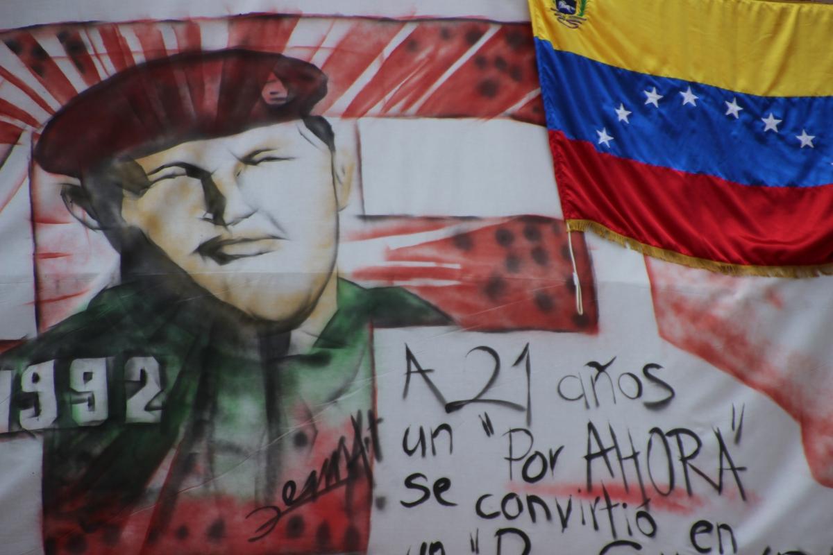 (Ryan Mallett-Outtrim / Venezuelanalysis)