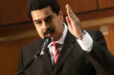 Acting President Nicolas Maduro (Archive)