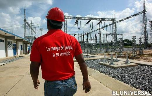 Interim President Nicolas Maduro ordered the Venezuelan military to protect power plants against what are claimed to be attempts to sabotage Venezuela's electric grid (El Universal)