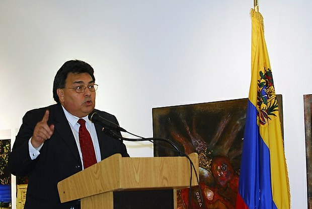 Calixto Ortega (VTV archive)