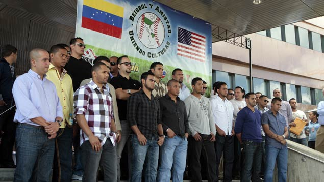 Venezuelan spokespeople announced the transition on 1 April.