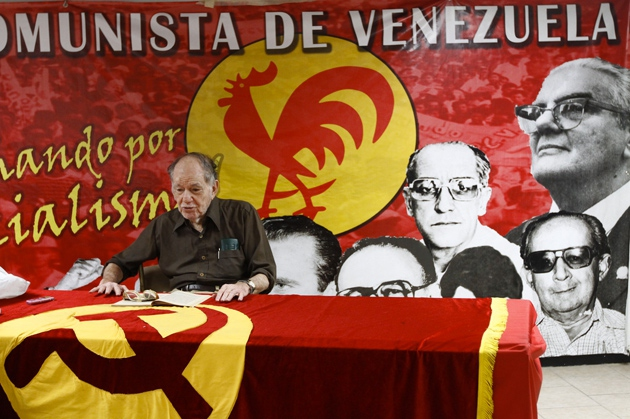 Jeronimo Carrera was one of the most prolific figures of the Venezuelan left (Manaure Quintero/AVN)