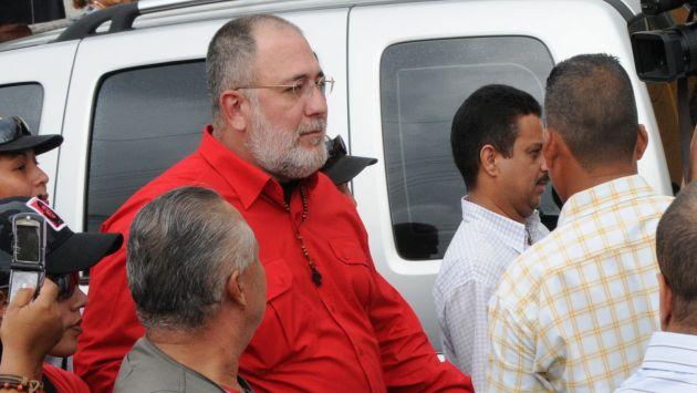 Television program host Mario Silva (EFE)