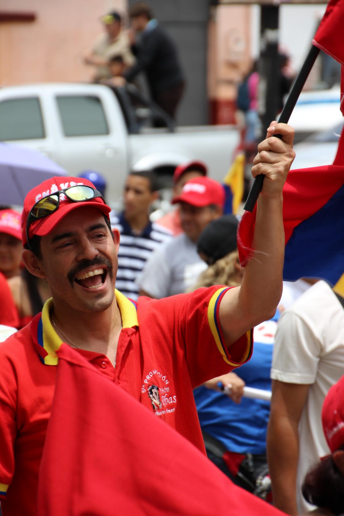 (Ryan Mallett-Outtrim/Venezuelanalysis)