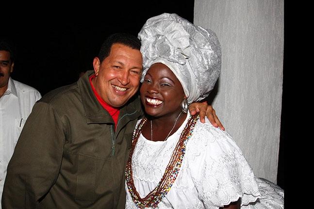 Late Venezuelan President Hugo Chávez (Manu Dias/CC)