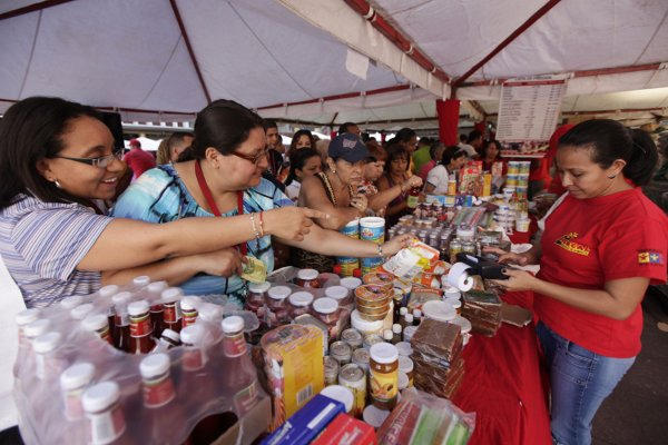 Workers' Mercal, a program for subsidised food that will benefit 23,000 workers in 32 public institutions, was launched throughout Venezuela on June 26 (AVN)
