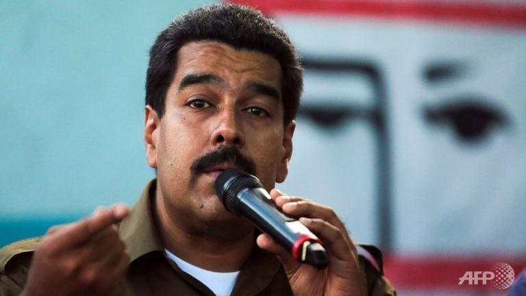 Nicolas Maduro (AFP/ Francisco Batista)
