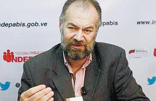 President of Indepabis, Eduardo Saman (AVN)